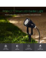 FUTC04 MiLight 6W RGB+CCT Smart LED Garden Light