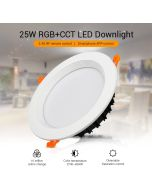 MiBoxer FUT060 MiLight 25W RGB+CCT LED ceiling downlight