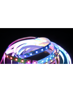 24V 300 LED digital addressable intelligent DMX512 RGB 5050 LED strip