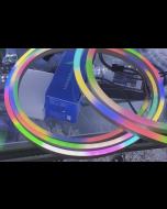 5V 6x12mm 2 meters 192 LEDs UCS1903 RGB LED neon light ribbon