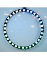 5V 32 LEDs digital WS2812B programmable pixel LED light ring