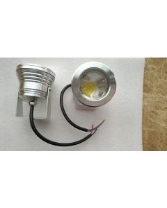 10W pure white LED underwater light