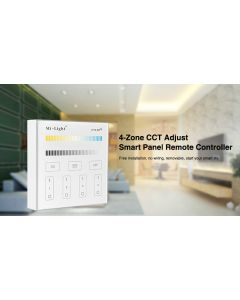 B2 Mi Light CCT color temperature panel 2.4GHz remote LED controller
