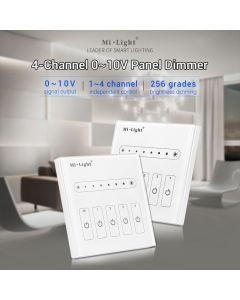 L4 Mi Light 4-Channel 0~10V Panel Dimmer