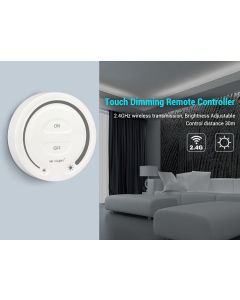 FUT087  MiLight Touch Dimming Remote Controller