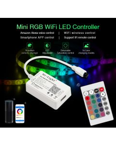 YL1S MiLight Mini RGBW WiFi LED Controller