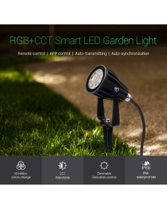 FUTC04 MiLight 6W RGB+CCT Smart LED Garden Light