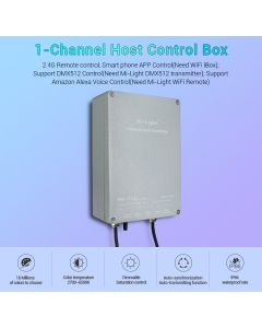 SYS-PT1 MiLight 1-Channel Host Control Box 2.4G wireless remote control