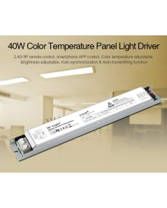 MiLight PL2 40W color temperature panel light driver