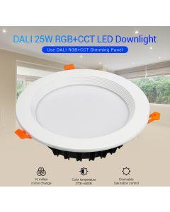 MiLight DL-DOW25 DALI 25W RGB+CCT LED downlight