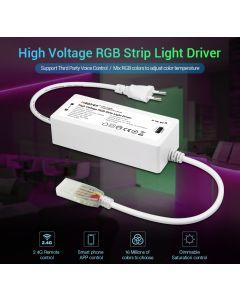MiLight POW-LH1 LED controller high voltage WiFi RGB strip light driver