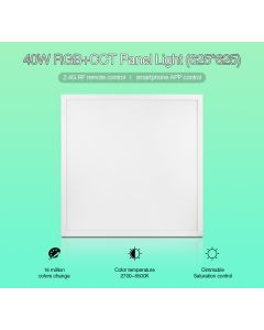 MiLight FUTL02 40W RGB+CCT LED panel light