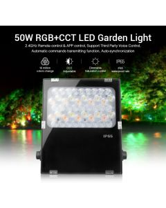 MiLight FUTC06 50W RGB+CCT LED garden light