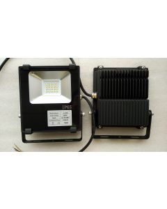 20W high quality pure warm white red green blue LED flood light