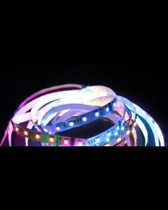 24V 300 LED digital addressable intelligent DMX512 RGB 5050 LED strip