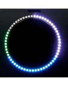 5V 60 LEDs digital WS2812B programmable pixel LED light ring