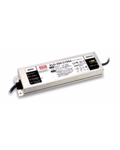 ELG-200-C Mean Well Constant Current Mode LED power driver