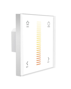 LTech EX2 CT European-style touch panel dimmer controller