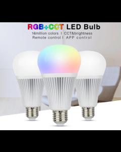 FUT012 Mi Light 9W RGB+CCT LED Bulb