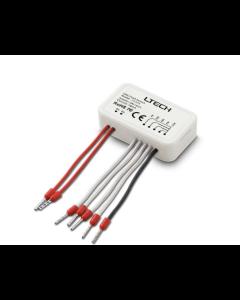 LTech LT-424 DALI push switch