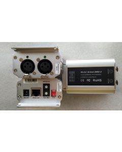 Artnet signal in 1024 channels DMX out Artnet-DMX-2 converter