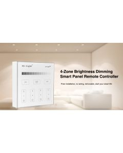 B1 Mi Light brightness dimming smart panel 2.4GHz RF remote controller