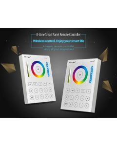 B8 Mi Light 8-zone smart panel 2.4GHz RF remote controller