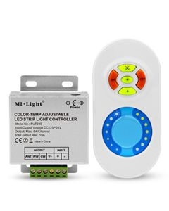 FUT040 433MHz Dual White LED Strip Controller