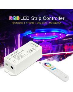 FUT043/FUT044/FUT045 Mi Light RGB/RGBW/RGB+CCT LED Strip Controller