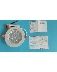 FUT062 Mi Light 9W RGB+CCT LED Ceiling Spotlight-3