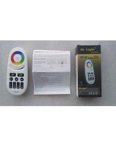 FUT095 2.4GHz RF 4 zones RGBW wireless control remote