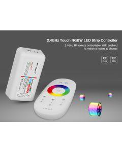 FUT098 remote + FUT027 RGBW controller