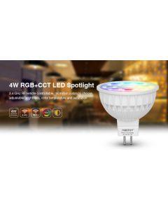 Mi Light FUT104 4W RGB+CCT LED spotlight