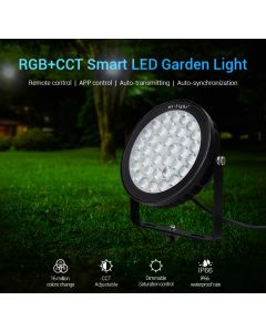 FUTC05 MiLight 25W RGB+CCT smart LED garden light