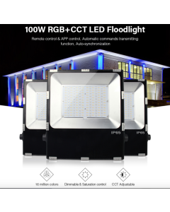 FUTT07 MiLight 100W RGB+CCT LED Floodlight