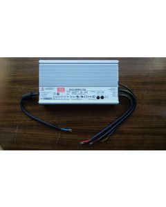 HLG-600H-12A Meanwell constant voltage constant current IP65 waterproof LED power driver supply