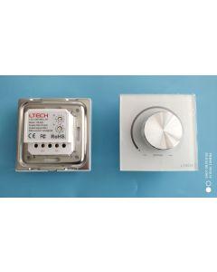 LTech E6-DA1 DALI knob panel LED controller