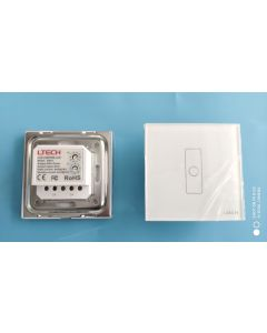 LTech EDA1 DALI touch panel dimmer LED controller