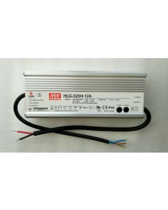 Meanwell HLG-320H-12A LED driver waterproof power supply