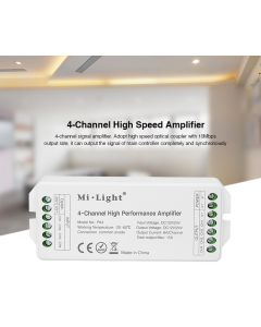 PA4 Mi Light 4-channel high performance LED amplifier
