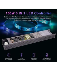 PX1 MiLight futLight 100W 5 IN 1 LED Controller