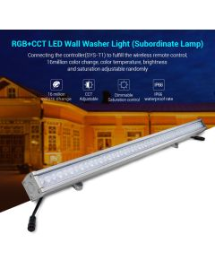 SYS-RL1 MiLight 24W RGB+CCT LED Wall Washer Light