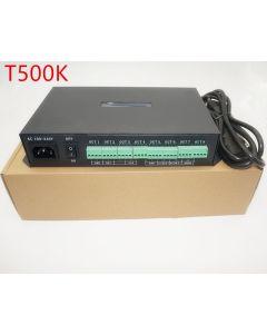 T-500K 4 channels programmable digital SPI master LED controller