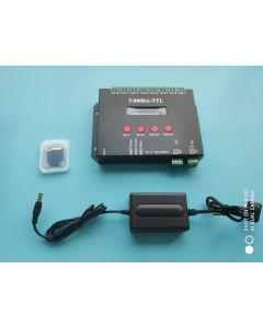 T-8000A programmable LED SPI digital master controller-2