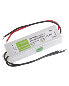 10W 12V outdoor IP67 waterproof LED power supply