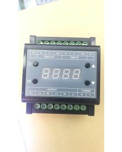 DMX302 high voltage input 3 channels triac DMX dimmer