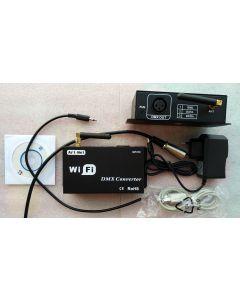 Artnet WiFi-DMX converter RGB LED controller