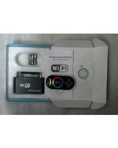 WF100 WiFi wireless iPhone or Android phone RGB LED controller
